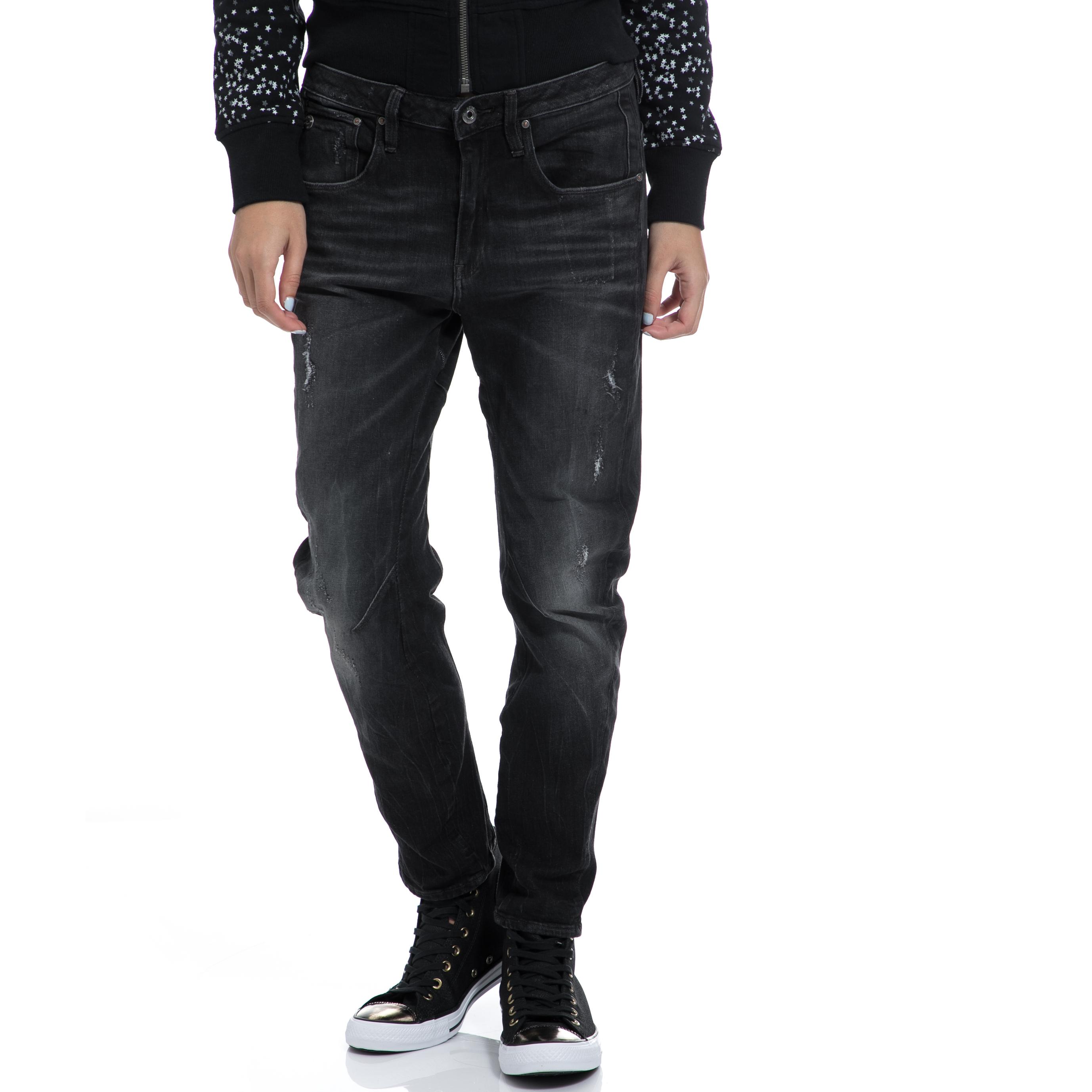 G-STAR RAW – Γυναικείο τζιν παντελόνι G-STAR RAW μαύρο