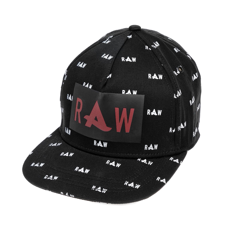G-STAR RAW – Αντρικό καπέλο G-STAR RAW μαύρο