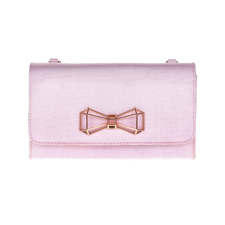 TED BAKER – Γυναικεία τσάντα TED BAKER ροζ