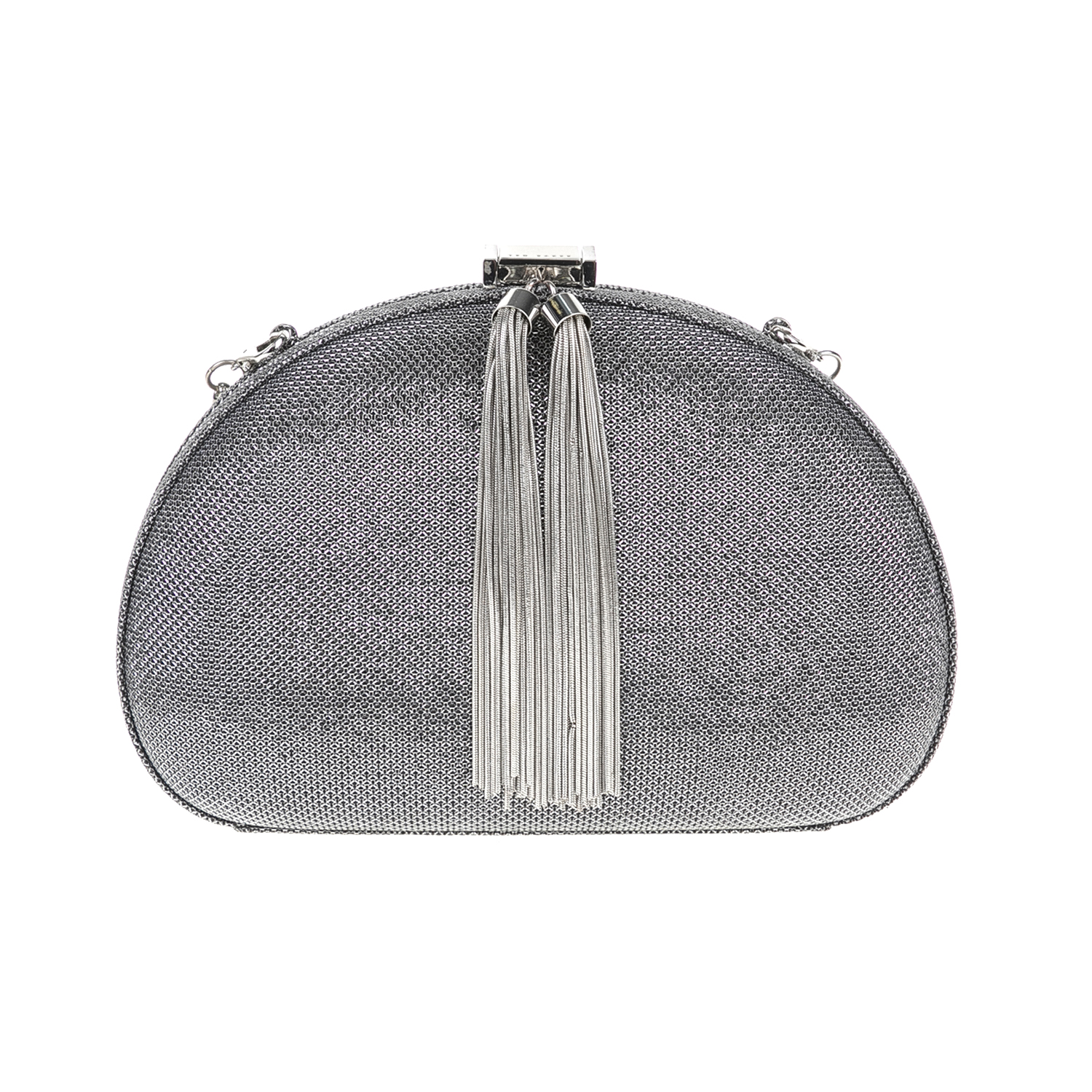 TED BAKER – Γυναικείο clutch DOVEY TED BAKER ασημί