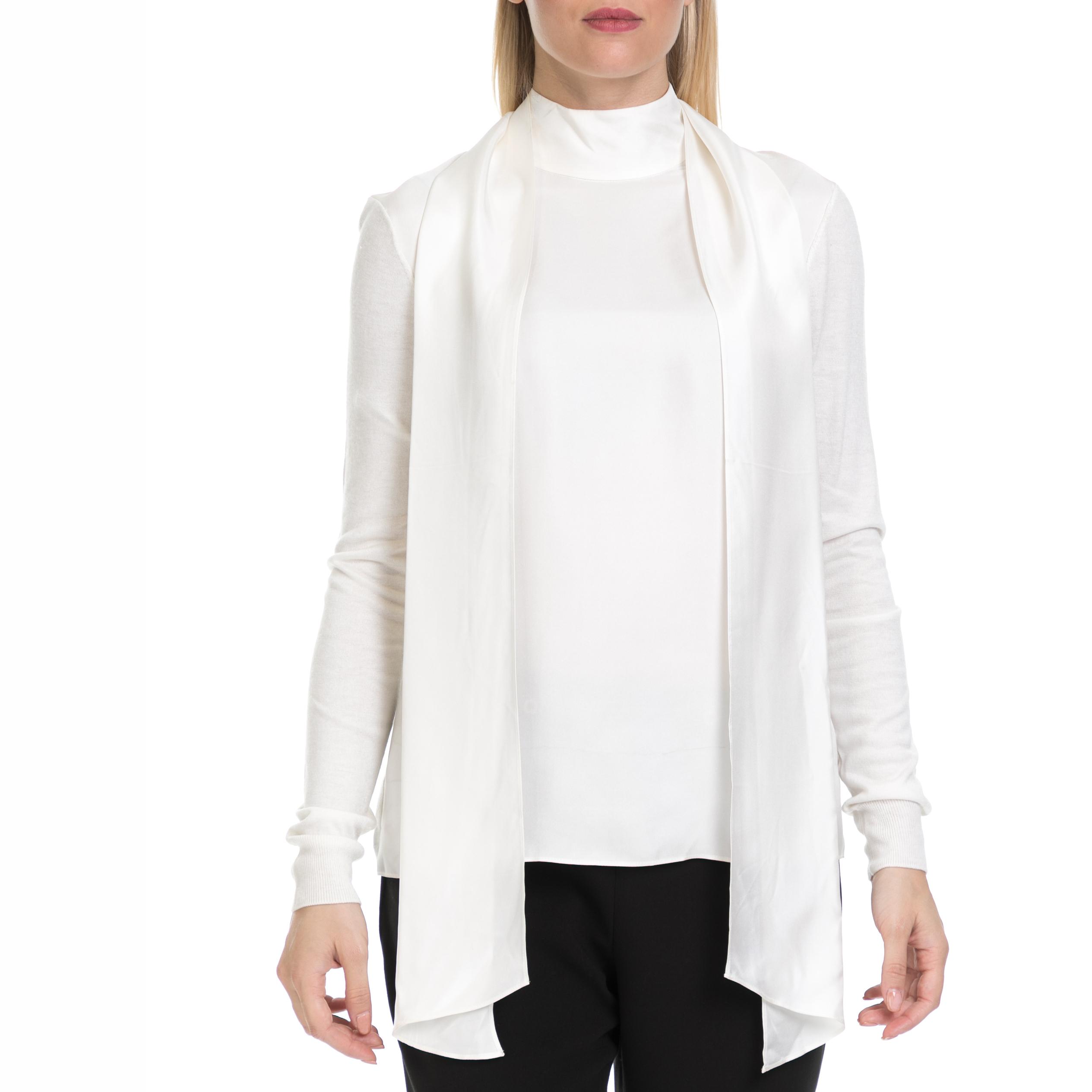 TED BAKER – Γυναικεία μπλούζα BABRI TED BAKER λευκή