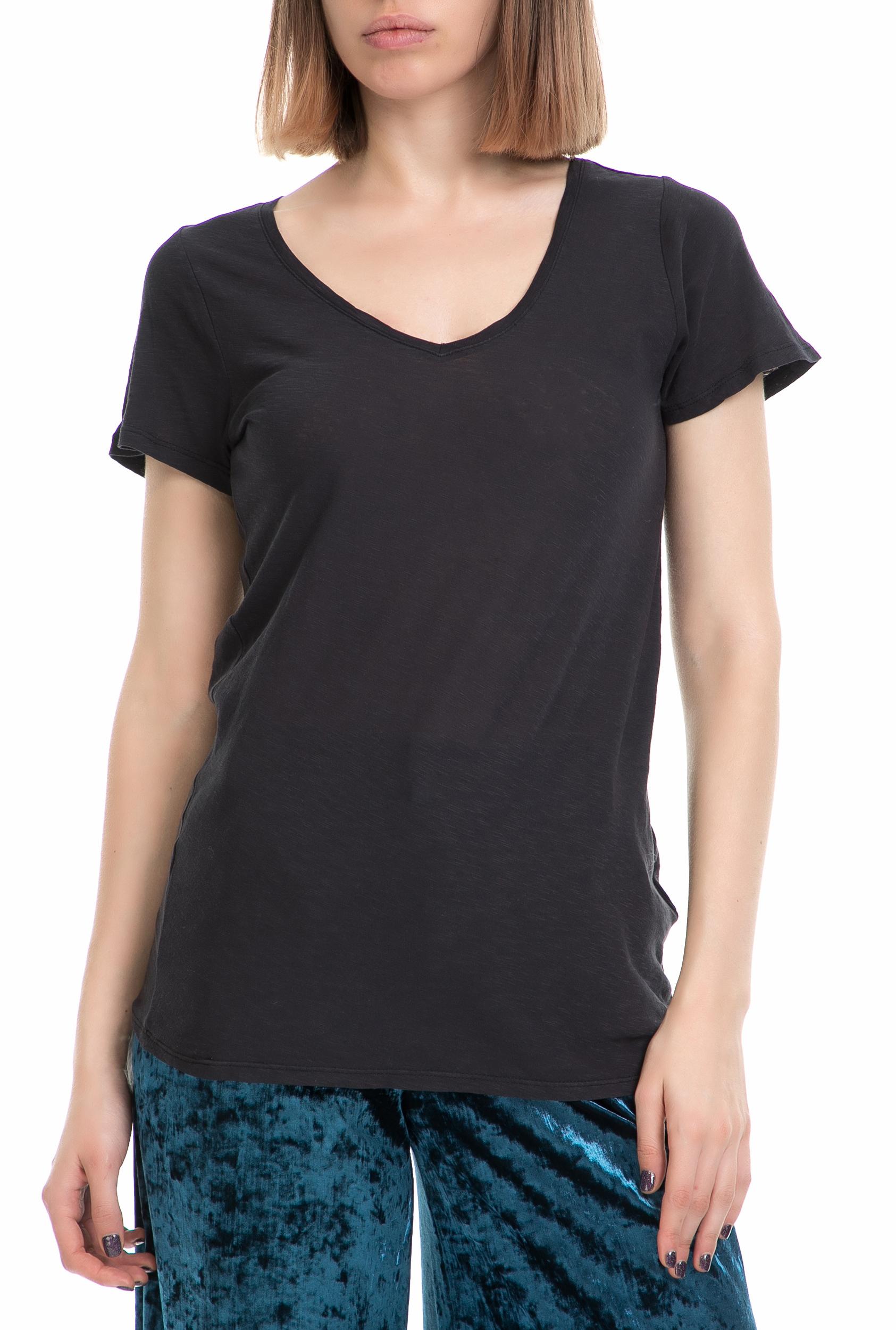 GARCIA JEANS – Γυναικείο T-shirt Donna GARCIA JEANS μαύρο