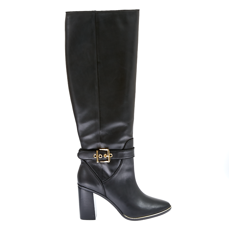 TED BAKER - Γυναικείες μπότες Ted Baker μαύρες γυναικεία παπούτσια μπότες μποτάκια μπότες