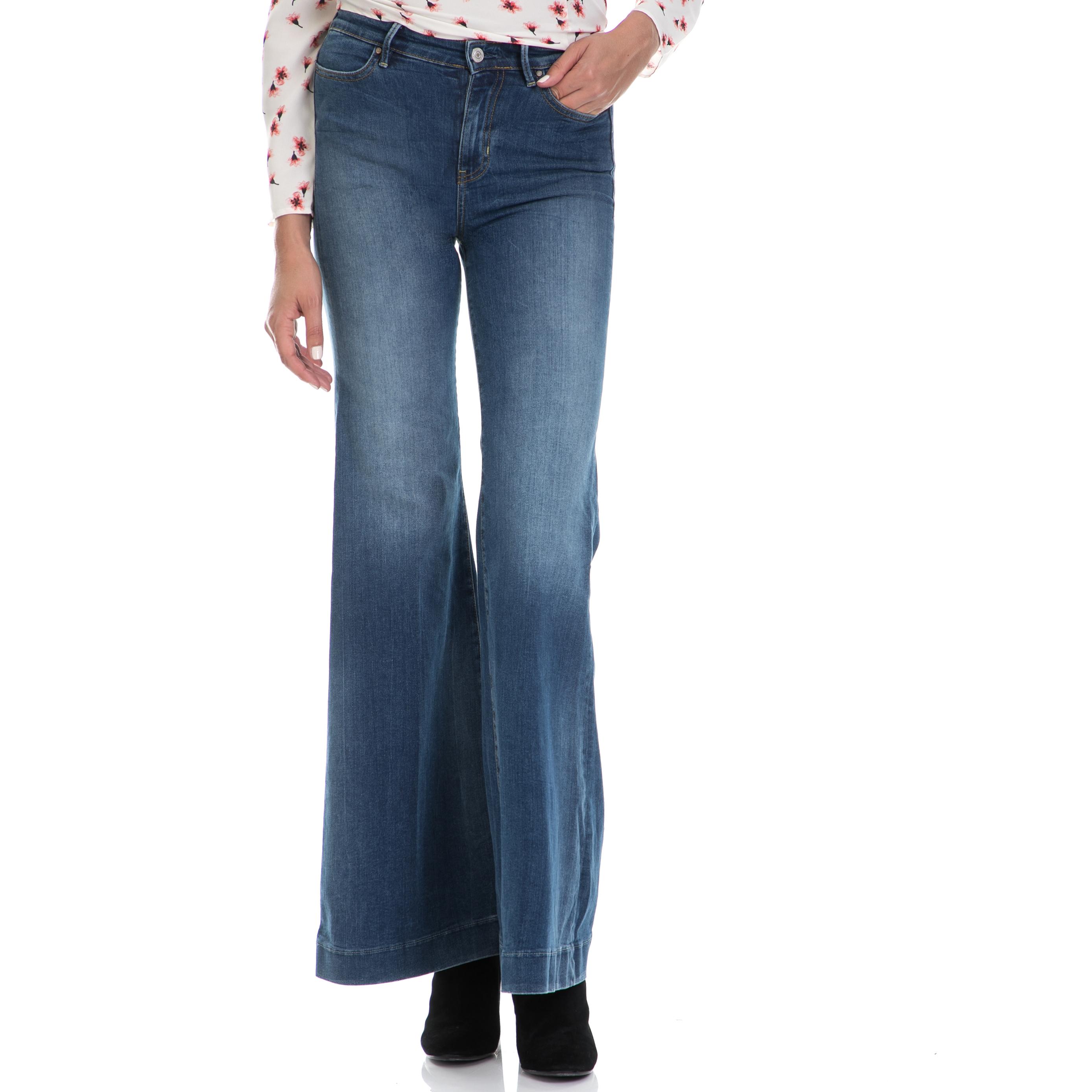 GUESS – Γυναικείο τζιν παντελόνι GAS μπλε
