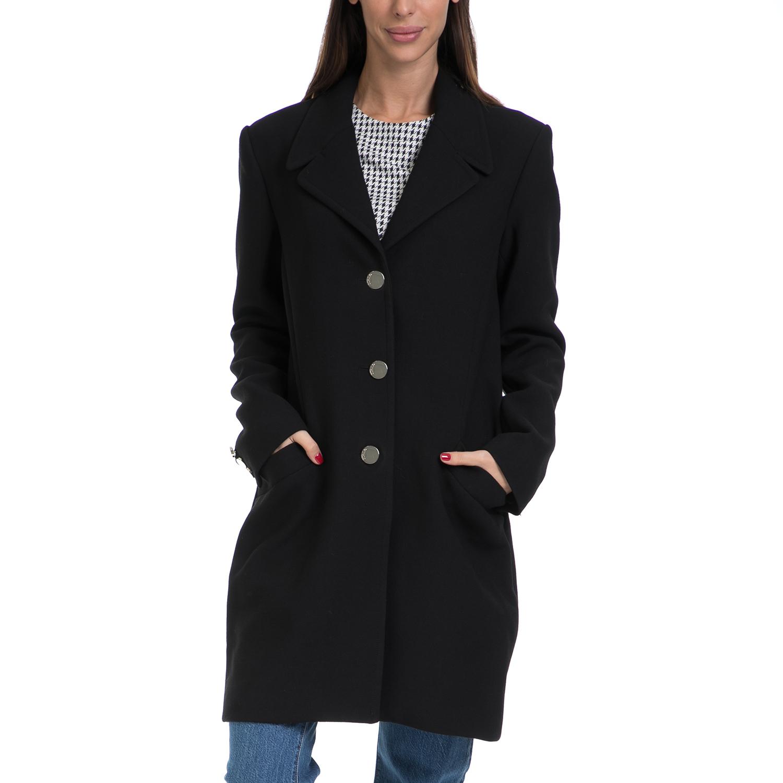 GUESS – Γυναικείο παλτό MELDA GUESS μαύρο
