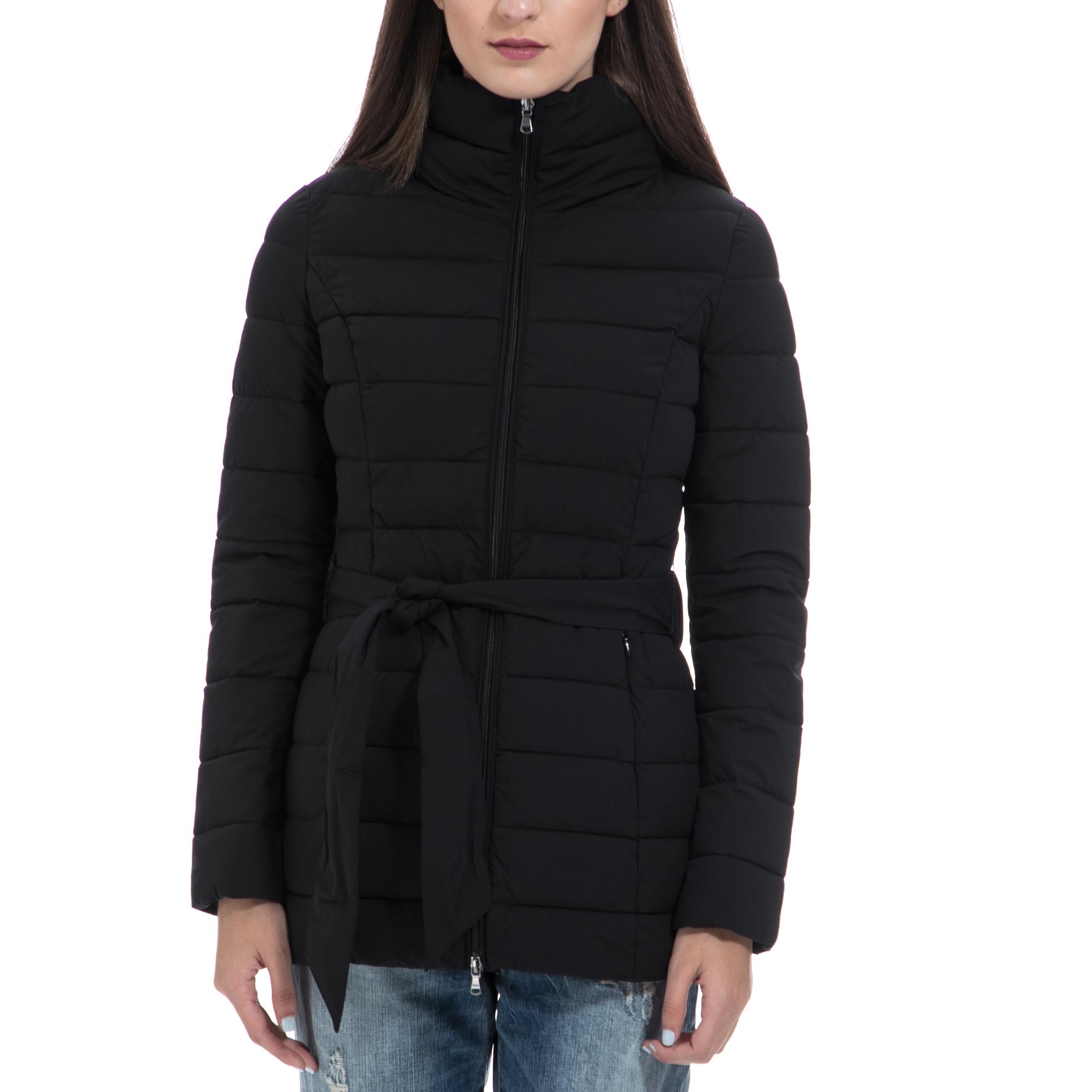 GUESS - Γυναικείο μπουφάν GUESS μαύρο