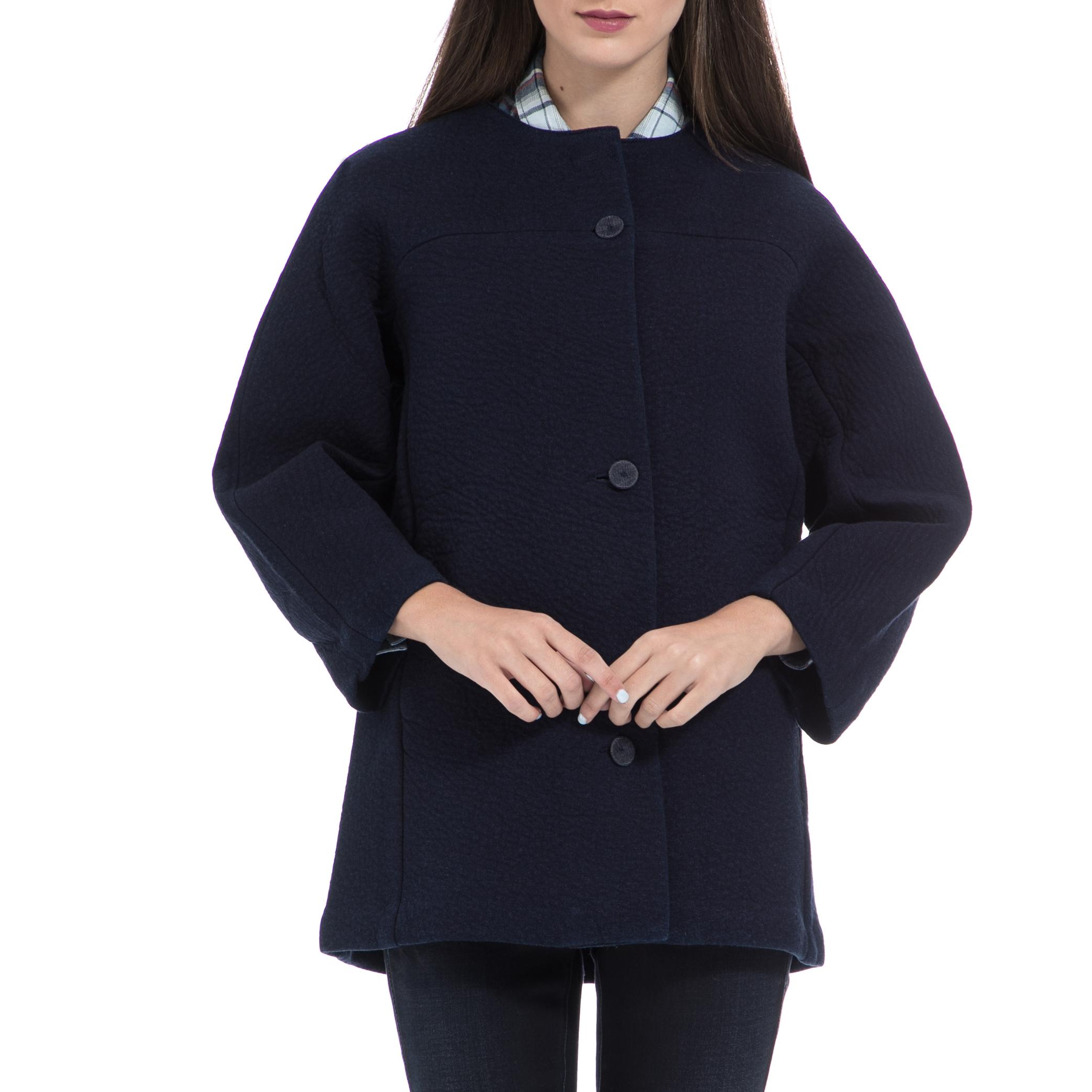 GUESS – Γυναικείο παλτό GUESS μπλε