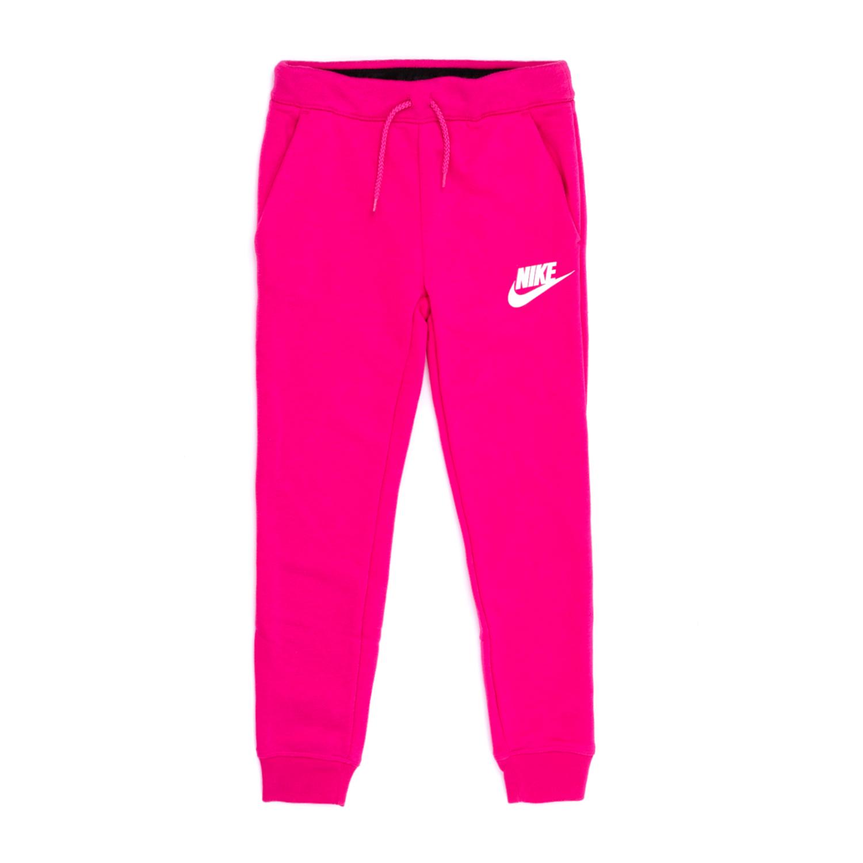 NIKE KIDS – Παιδική φόρμα Nike FT JOGGER φούξια