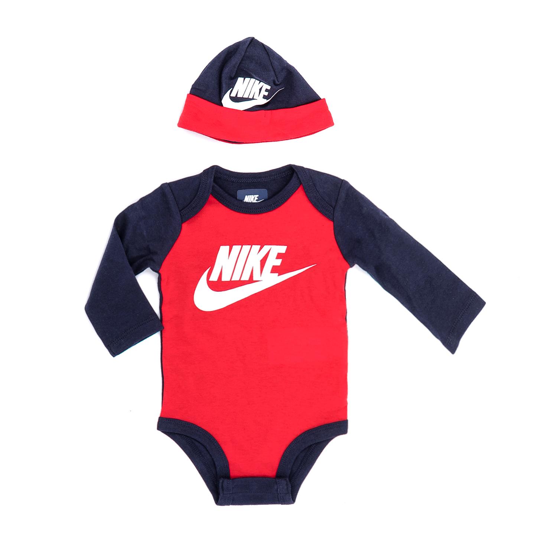 NIKE KIDS – Βρεφικό σετ NIKE μπλε-κόκκινο