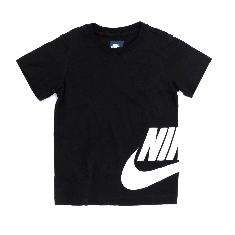 NIKE KIDS – Παιδική μπλούζα Nike μαύρη