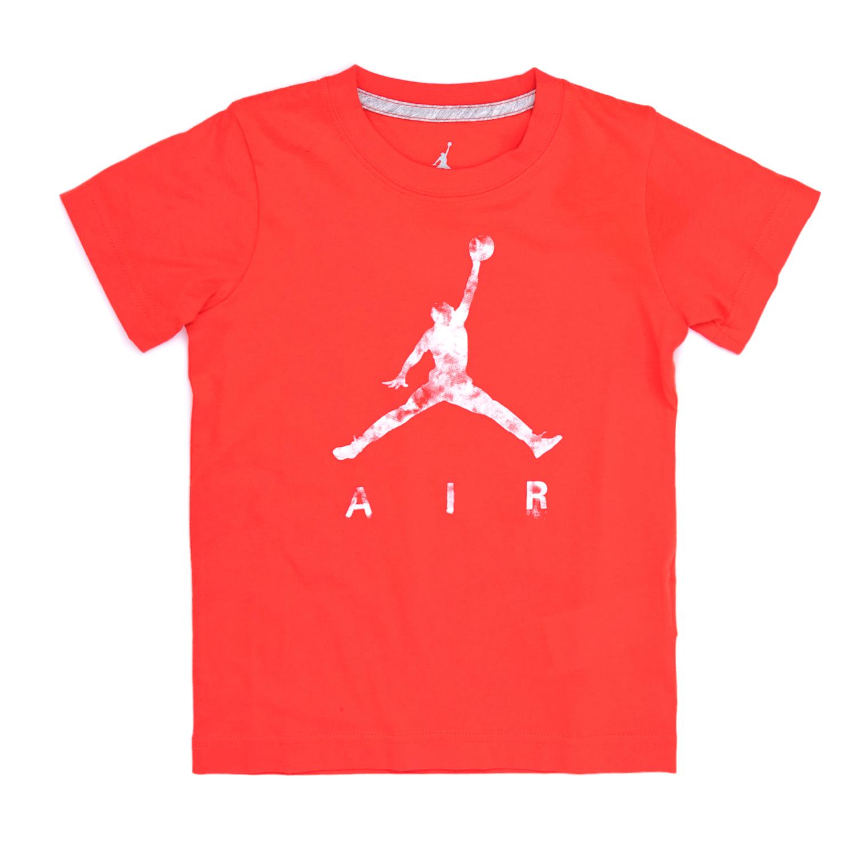 NIKE KIDS – Βρεφική μπλούζα Nike κόκκινη