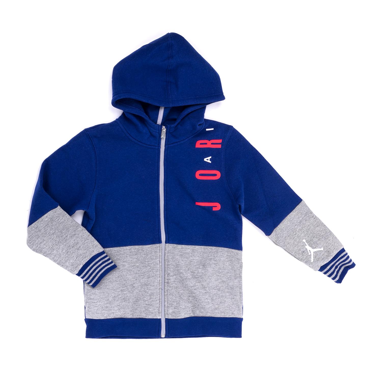 NIKE KIDS – βρεφική ζακέτα JORDAN FREE FULL ZIP μπλε