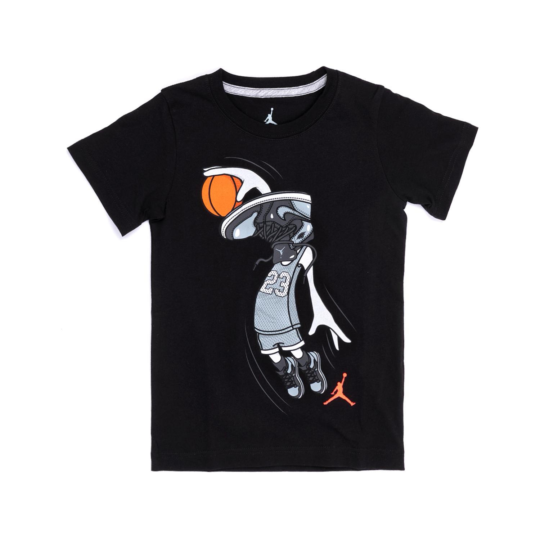 NIKE – Βρεφική μπλούζα JDB AJ 1 DUNK μαύρη