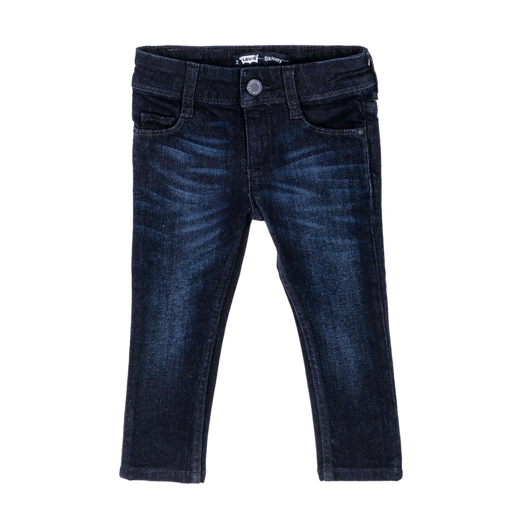 LEVI'S KIDS – Παιδικό τζιν παντελόνι LEVI'S KIDS μπλε