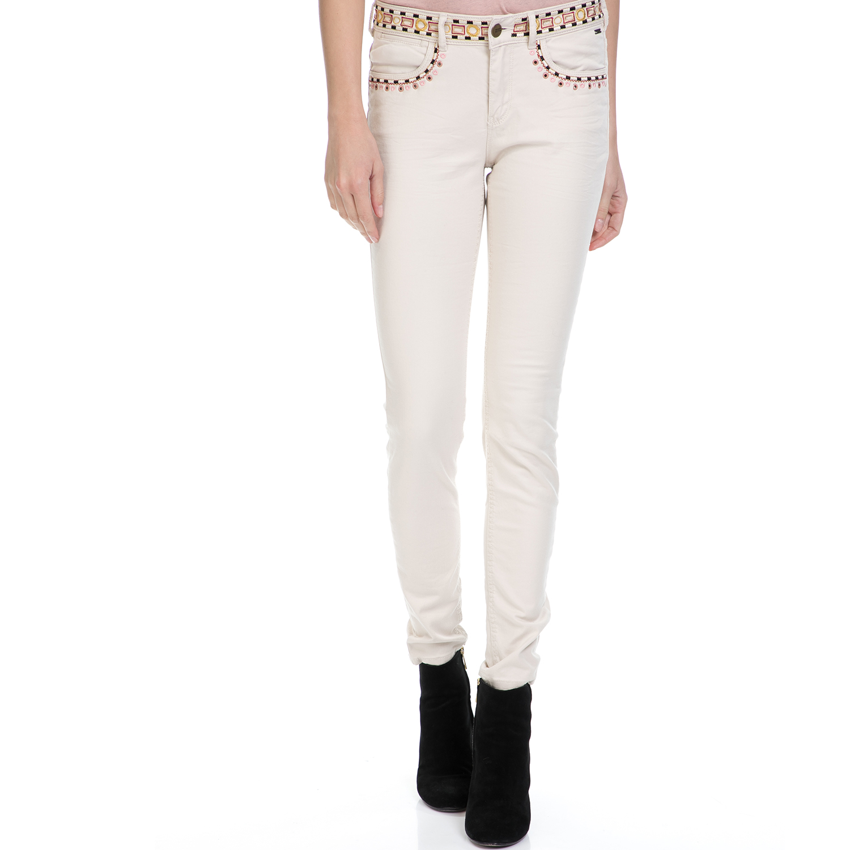 MAISON SCOTCH – Γυναικείο τζιν παντελόνι MAISON SCOTCH μπλε