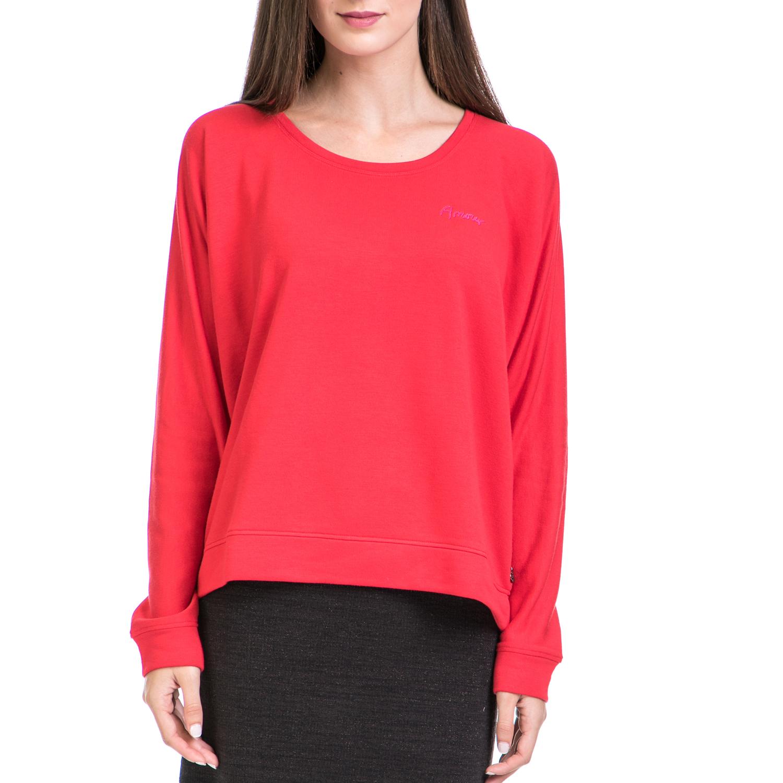 MAISON SCOTCH – Γυναικεία μπλούζα MAISON SCOTCH κόκκινη