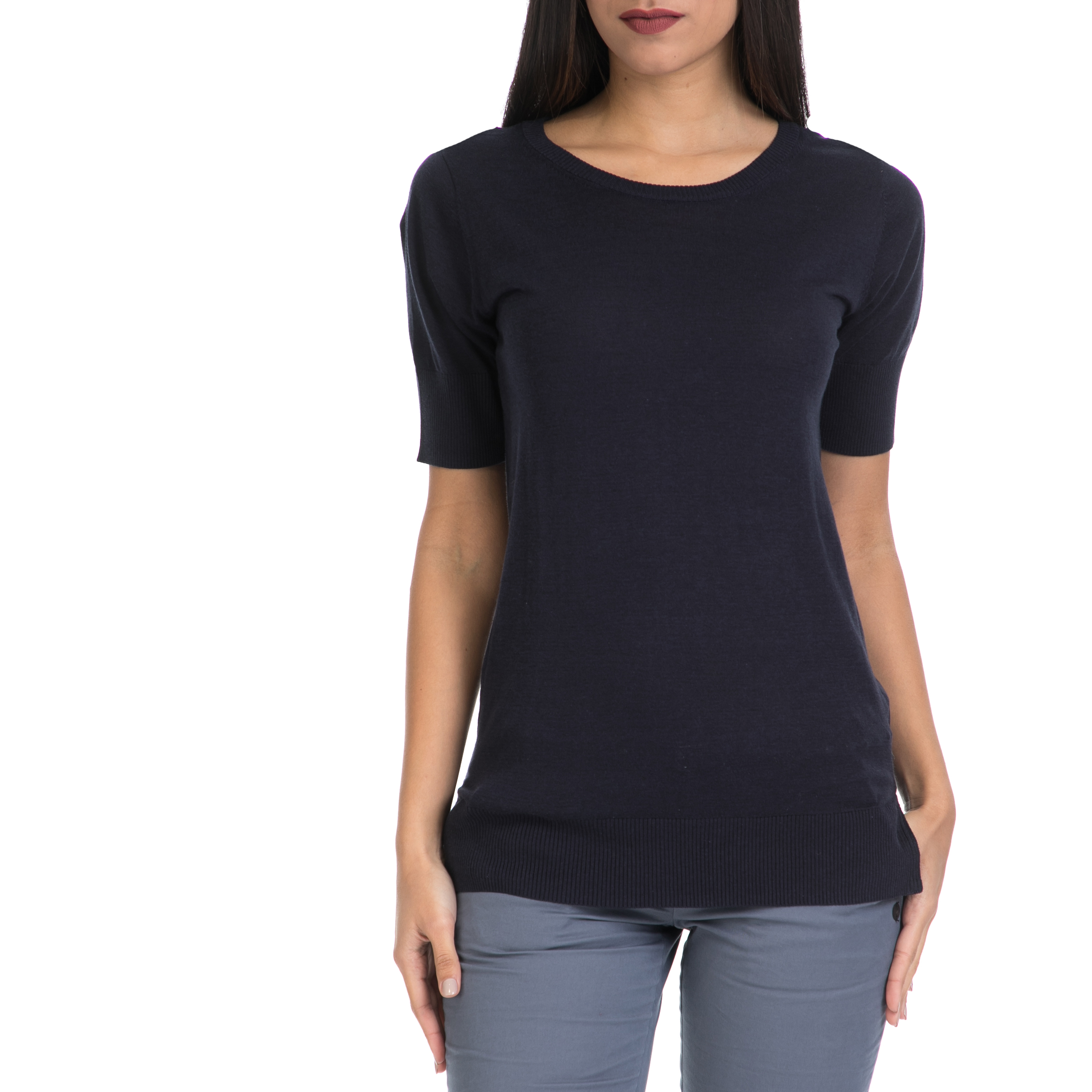 MAISON SCOTCH - Γυναικεία μπλούζα MAISON SCOTCH μπλε
