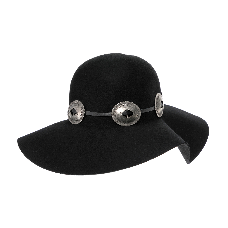 MAISON SCOTCH – Γυναικείο καπέλο MAISON SCOTCH μαύρο