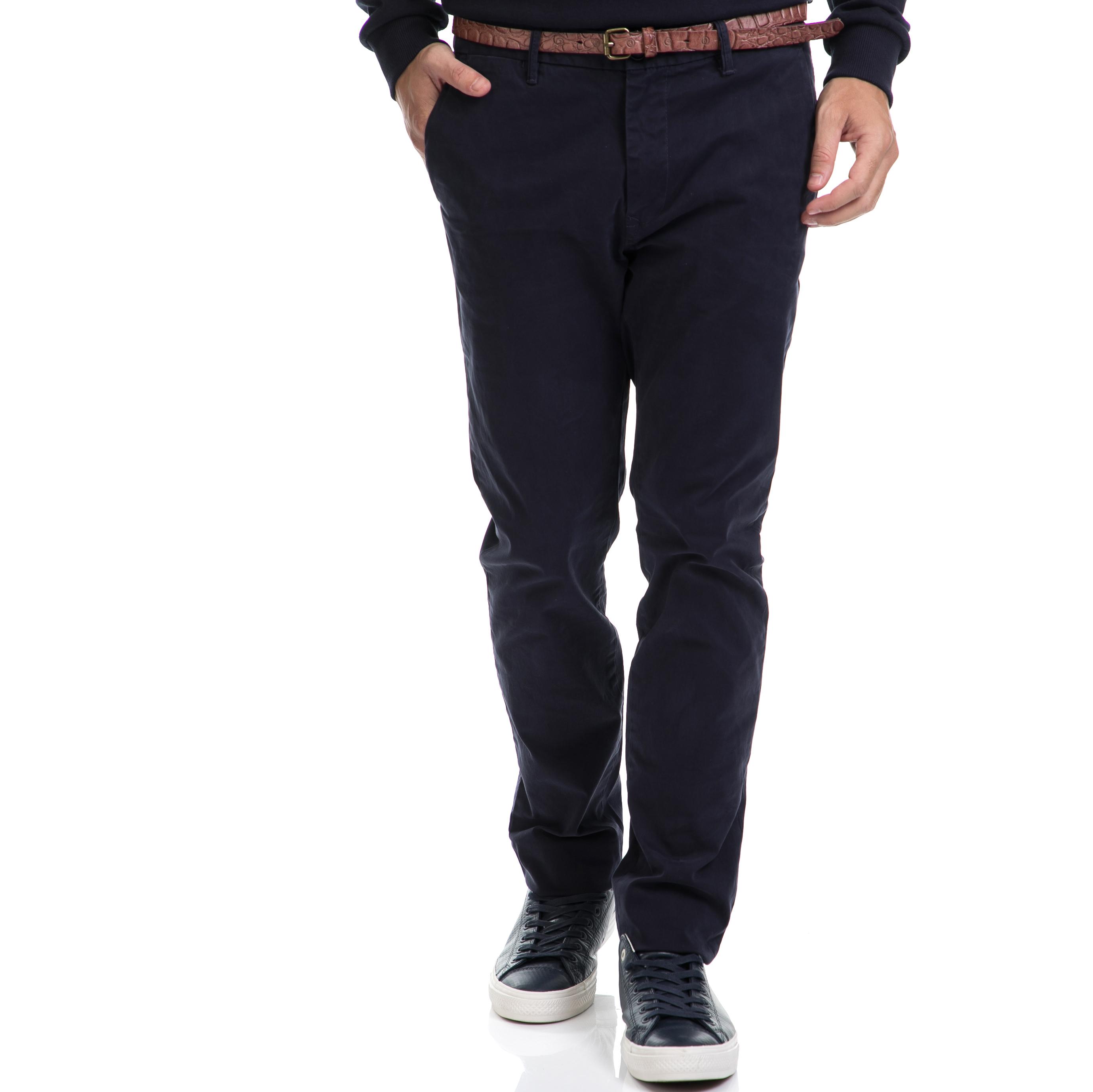 SCOTCH & SODA – Ανδρικό παντελόνι SCOTCH & SODA μπλε