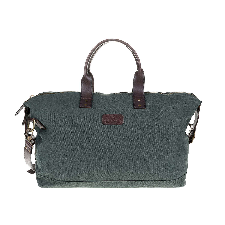 SCOTCH & SODA – Αντρική τσάντα SCOTCH & SODA πράσινο