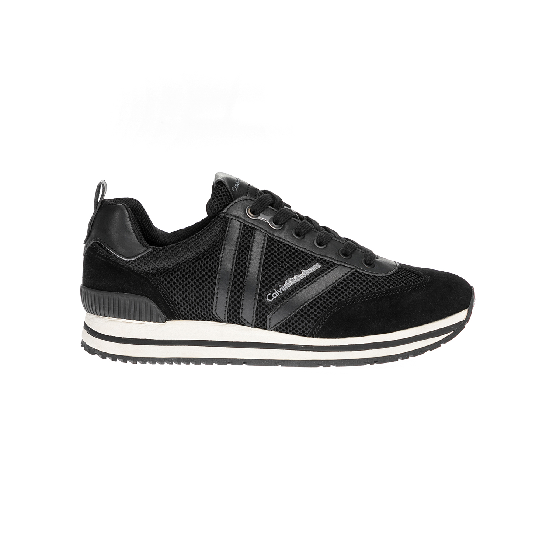 ac59b14b505 CALVIN KLEIN JEANS - Αντρικά παπούτσια CALVIN KLEIN JEANS μαύρα