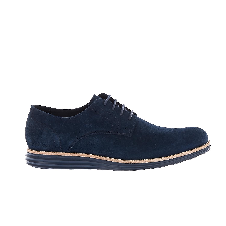 CALVIN KLEIN JEANS - Ανδρικά παπούτσια Calvin Klein Jeans μπλε