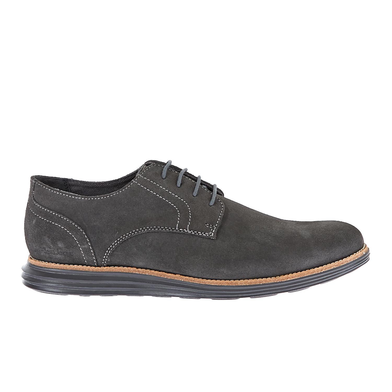 CALVIN KLEIN JEANS – Ανδρικά παπούτσια Calvin Klein Jeans ανθρακί