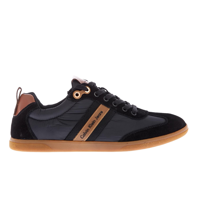 CALVIN KLEIN JEANS – Ανδρικά sneakers CALVIN KLEIN JEANS UTAH μαύρα
