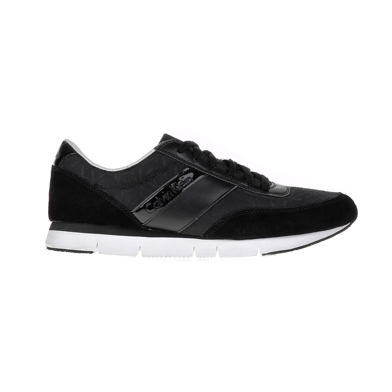 CALVIN KLEIN JEANS – Ανδρικά sneakers JUAN μαύρα