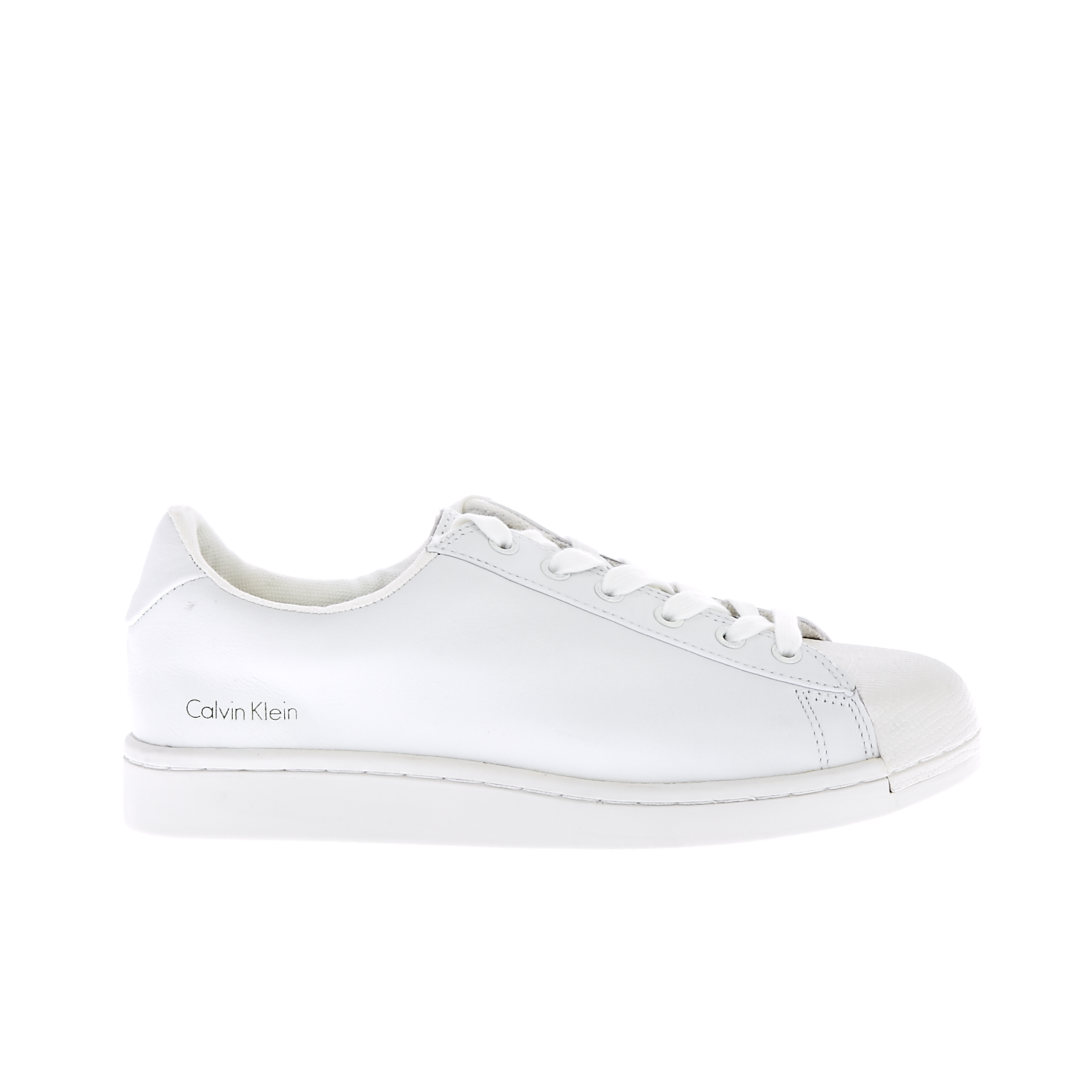 CALVIN KLEIN JEANS - Ανδρικά sneakers CALVIN KLEIN JEANS FELIX λευκά ανδρικά παπούτσια sneakers