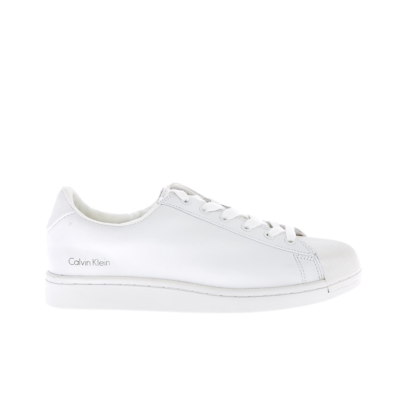CALVIN KLEIN JEANS – Ανδρικά sneakers CALVIN KLEIN JEANS FELIX λευκά