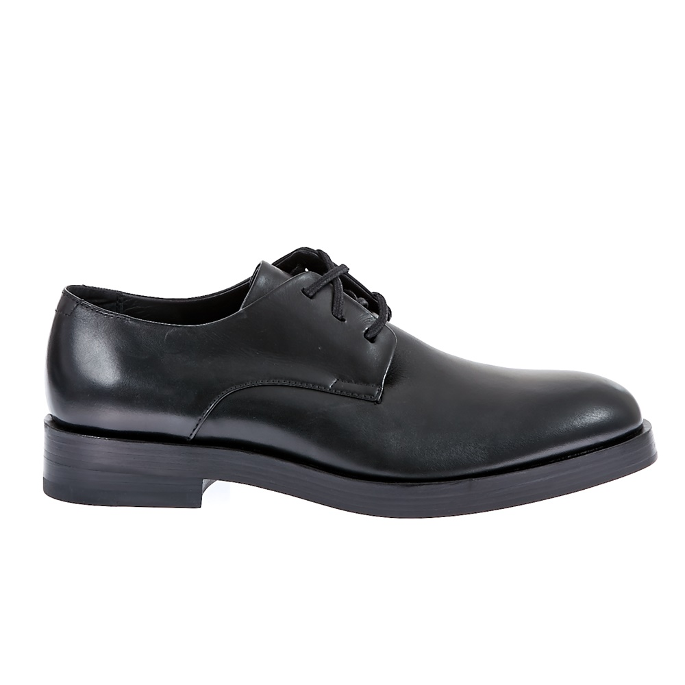 CALVIN KLEIN JEANS - Ανδρικά παπούτσια Calvin Klein Jeans μαύρα ανδρικά παπούτσια μοκασίνια loafers