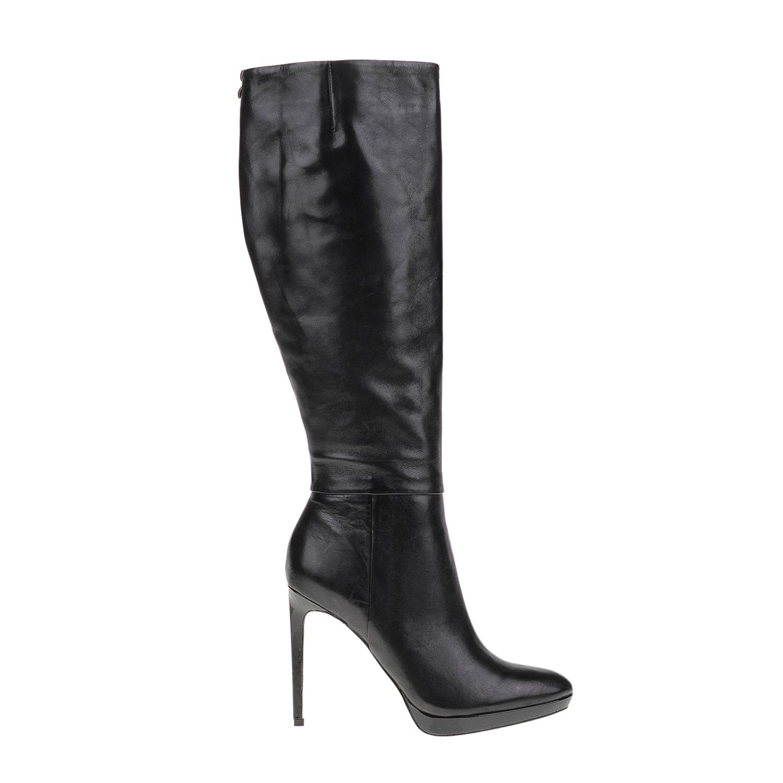 CALVIN KLEIN JEANS - Γυναικείες μπότες SANYA μαύρες