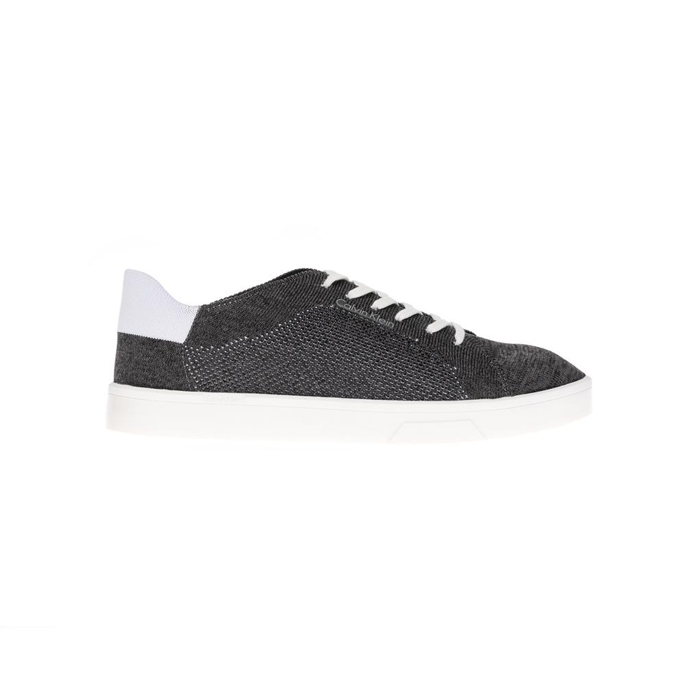CALVIN KLEIN JEANS - Γυναικεία παπούτσια CALVIN KLEIN JEANS γκρι γυναικεία παπούτσια sneakers