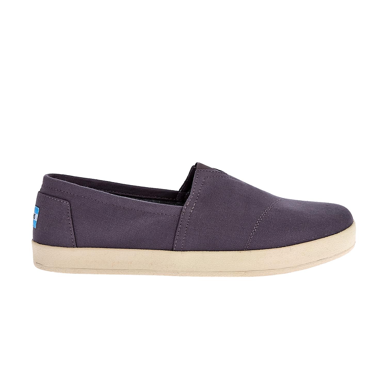 TOMS – Ανδρικά slip on παπούτσια TOMS γκρι