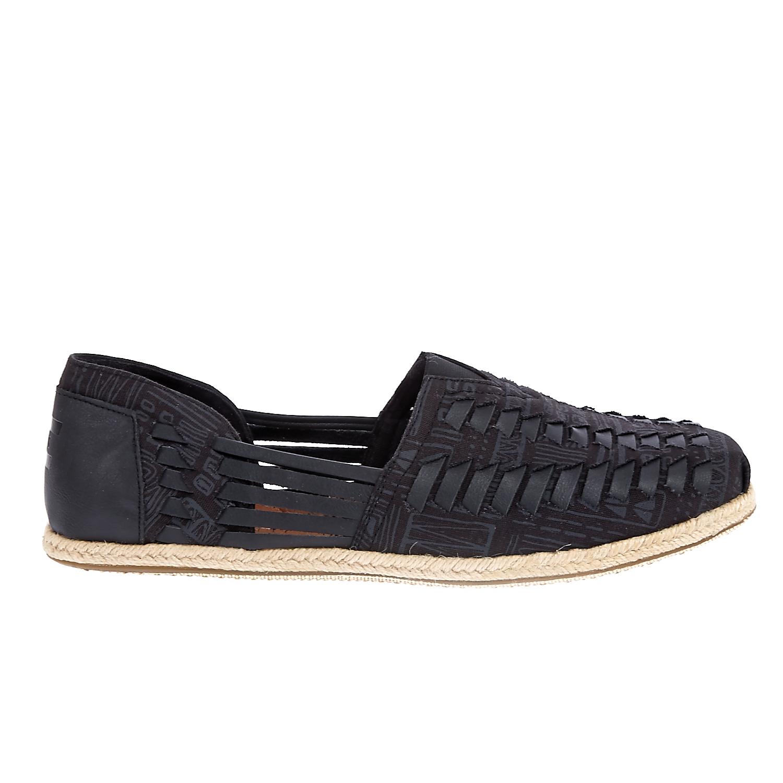 TOMS - Ανδρικές εσπαντρίγιες HUARACHE ALPARGATA TOMS μαύρες ανδρικά παπούτσια εσπαντρίγιες