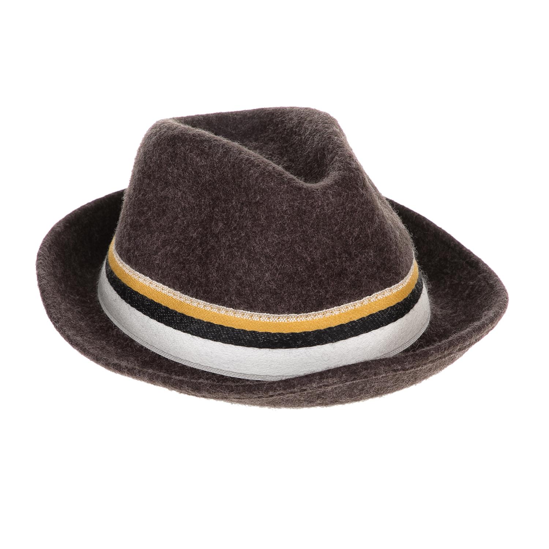 MONNALISA – Παιδικό καπέλο Monnalisa καφέ