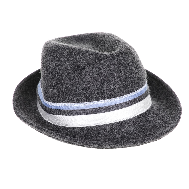 MONNALISA – Παιδικό καπέλο Monnalisa ανθρακί