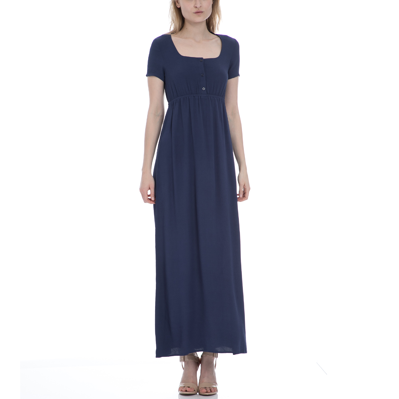 AMERICAN VINTAGE - Γυναικείο φόρεμα American Vintage μπλε γυναικεία ρούχα φορέματα μάξι