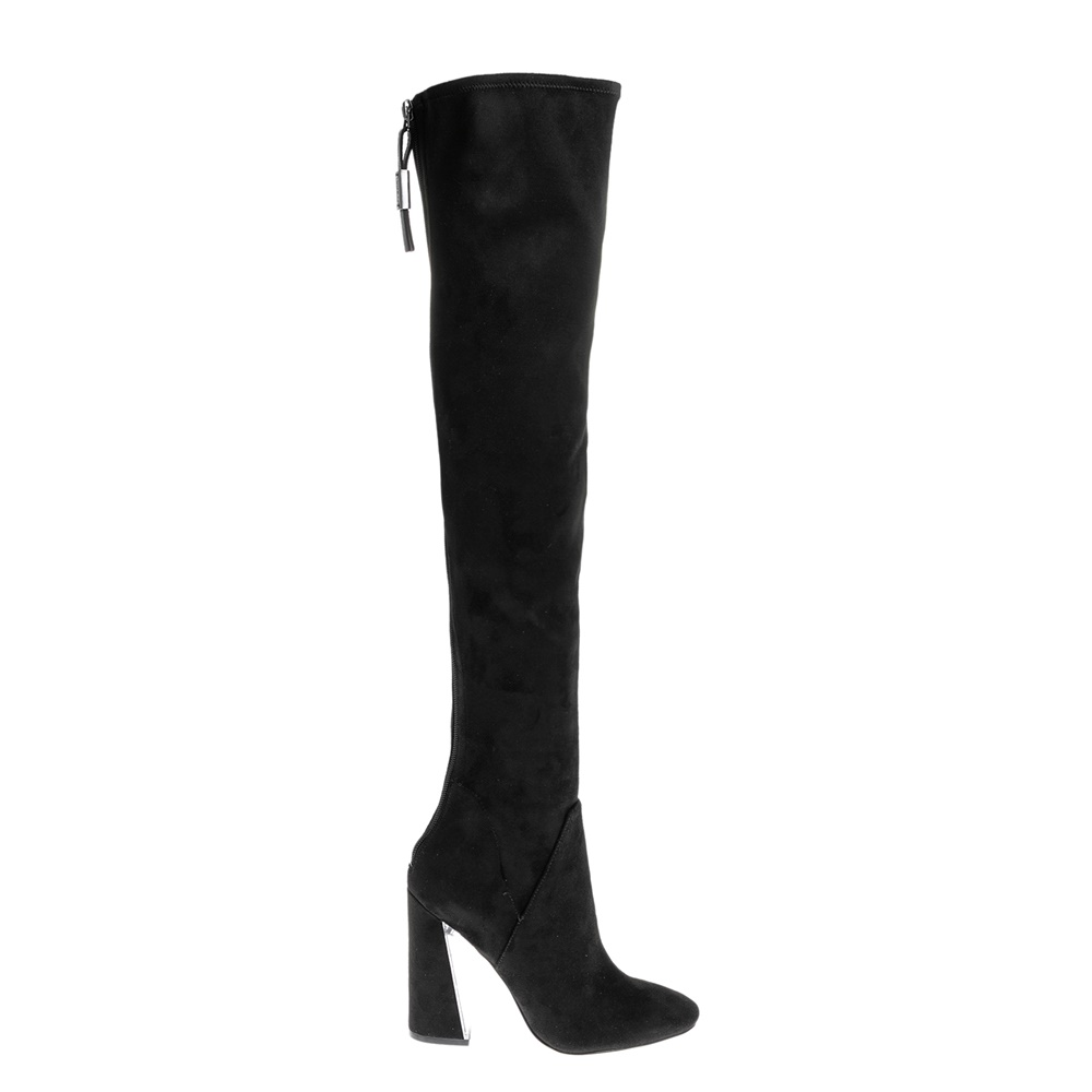 GUESS – Γυναικείες μπότες GUESS μαύρες