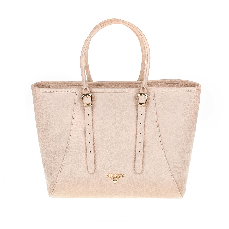 GUESS – Γυναικεία τσάντα GUESS μπεζ 1493694.0-00M6