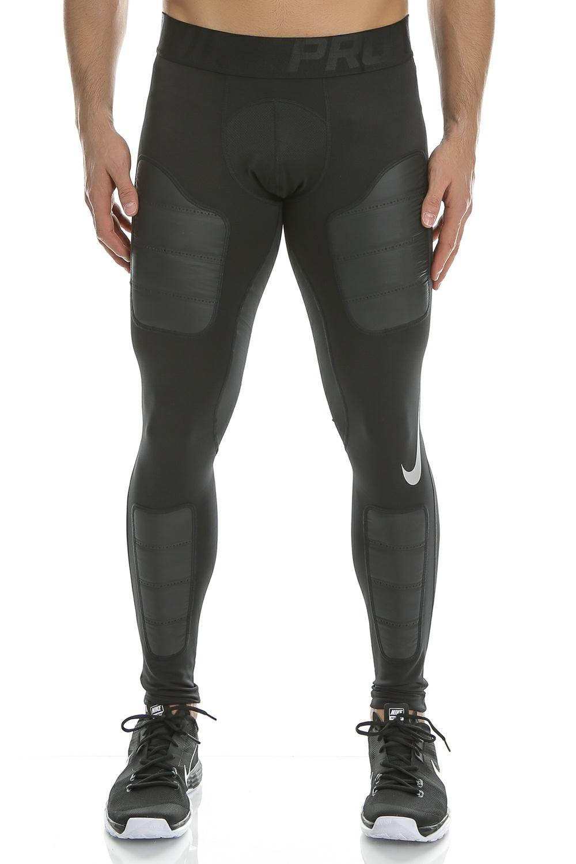 NIKE - Ανδρικό αθλητικό κολάν Nike μαύρο ανδρικά ρούχα αθλητικά κολάν