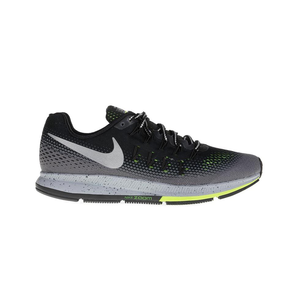 NIKE – Γυναικεία παπούτσια AIR ZOOM PEGASUS 33 SHIELD μαύρα-γκρι