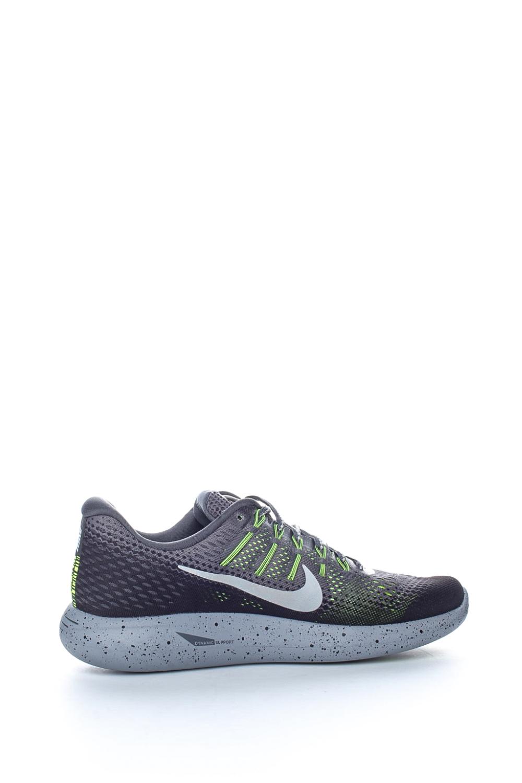 NIKE – Ανδρικά αθλητικά παπούτσια για τρέξιμο NIke LUNARGLIDE 8 SHIELD ανθρακί