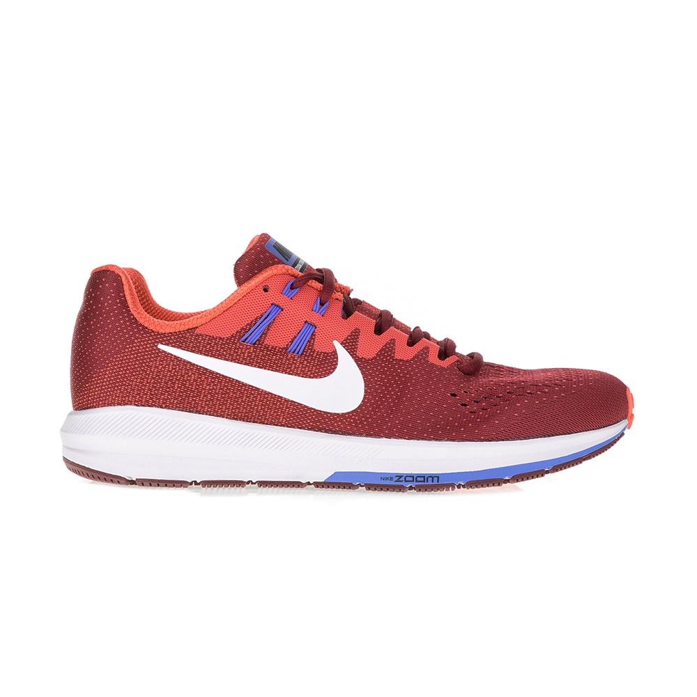 NIKE - Ανδρικά παπούτσια για τρέξιμο NIKE AIR ZOOM STRUCTURE 20 κόκκινα