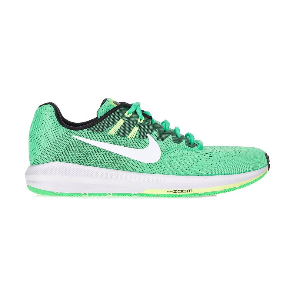NIKE - Ανδρικά παπούτσια για τρέξιμο NIKE AIR ZOOM STRUCTURE 20 πράσινα ανδρικά παπούτσια αθλητικά running