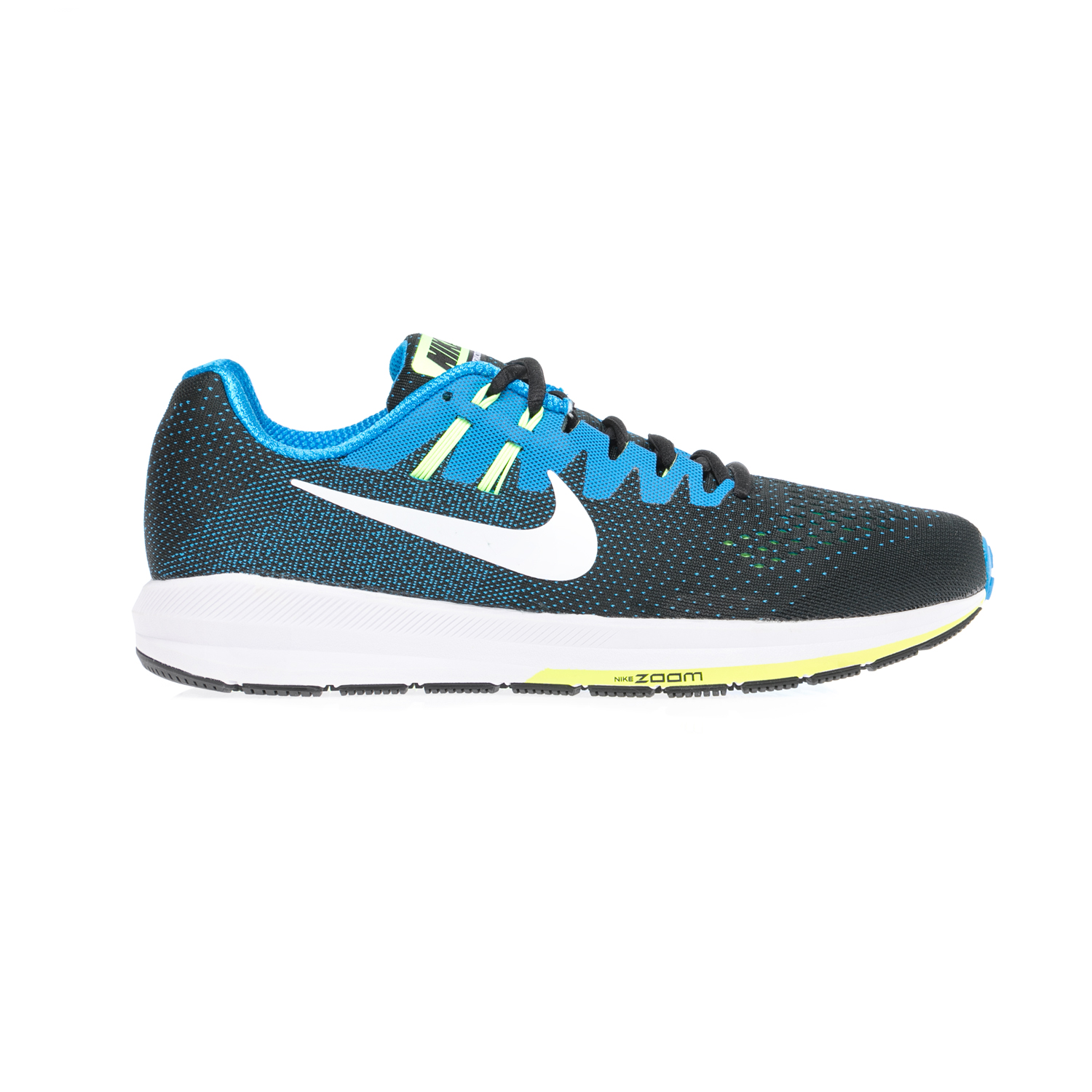 NIKE – Αντρικά παπούτσια NIKE AIR ZOOM STRUCTURE 20 μπλε