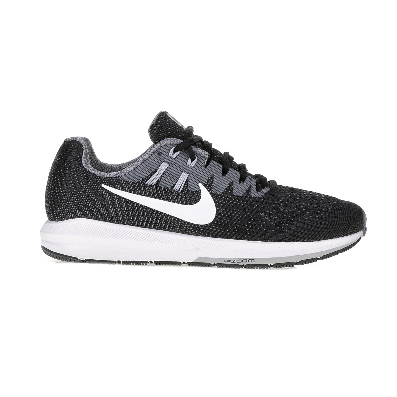 NIKE - Ανδρικά παπούτσια για τρέξιμο NIKE AIR ZOOM STRUCTURE 20 γκρι-μαύρα ανδρικά παπούτσια αθλητικά running