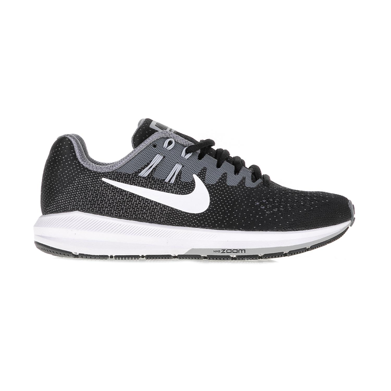 NIKE – Γυναικεία αθλητικά παπούτσια ΝΙΚΕ AIR ZOOM STRUCTURE 20 μαύρα-γκρι