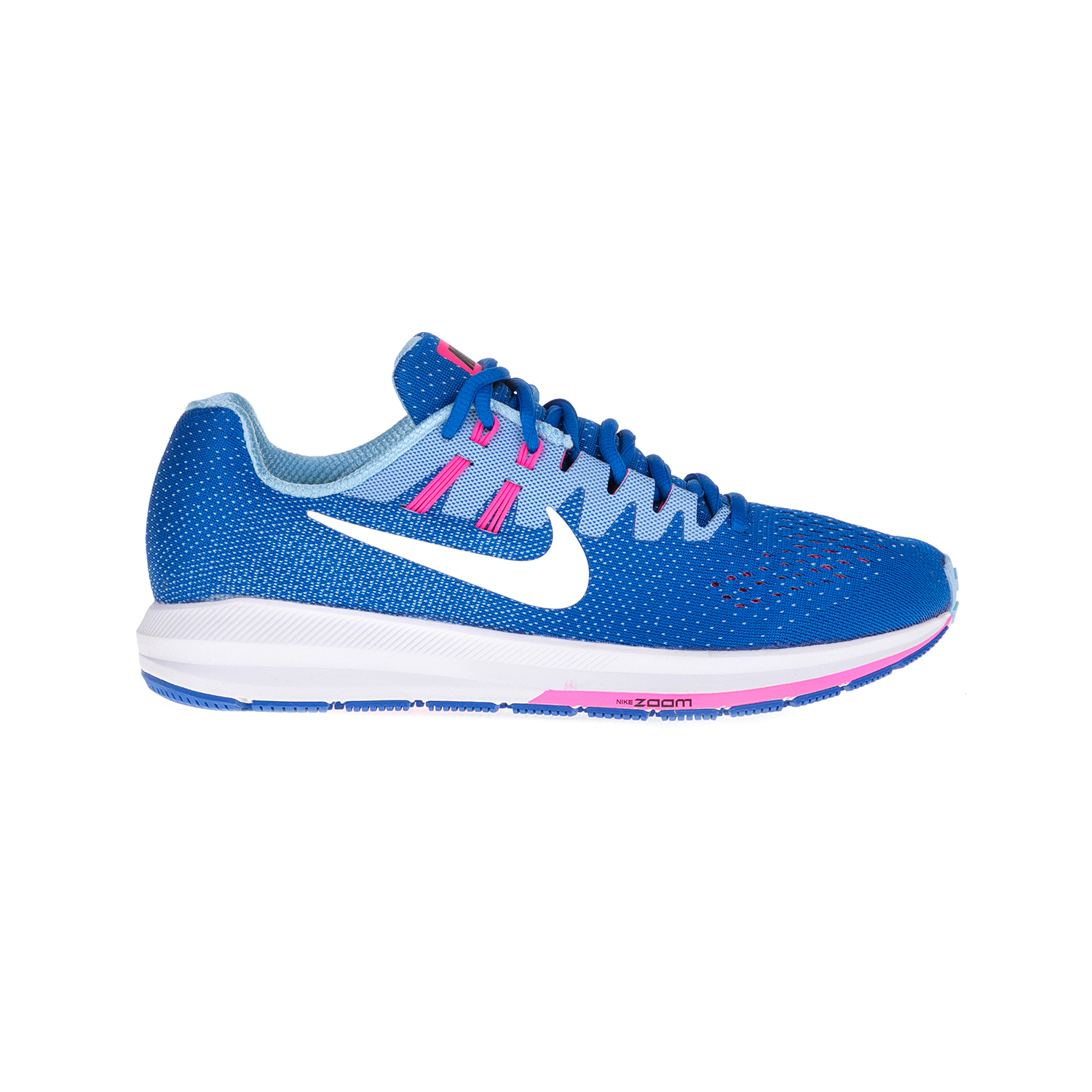 NIKE – Γυναικεία παπούτσια NIKE AIR ZOOM STRUCTURE 20 μπλε